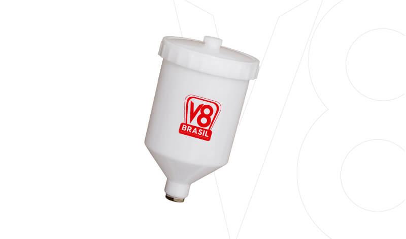 Copo-de-nylon-para-pistola-pintura-HVLP