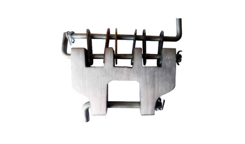 garra-de-aluminio-uniao-de-arruelas