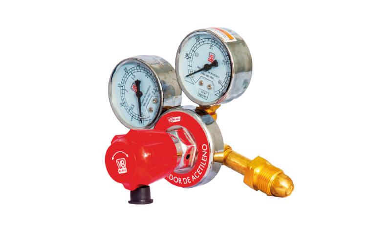 regulador-de-pressão-acetileno
